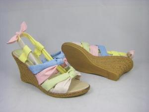 Exemple de conception sandale Shoes (955-5)