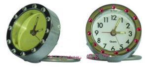 Horloge d'alarme de voyage de cadeau (KV103c)