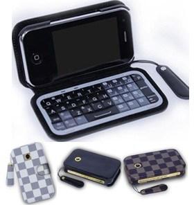 Telefono mobile doppio di Wifi Java SIM TV con la tastiera Qwerty T2000