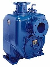 4インチの自吸式高圧ゴミ箱ポンプ(U)