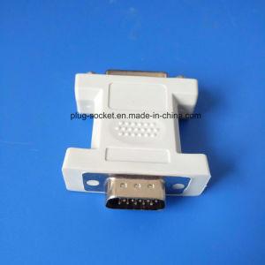 DVI Weibchen zum VGA-Mann (HD-017)