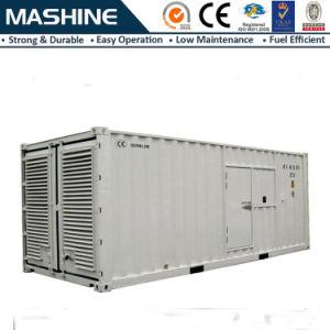 판매 - 강화되는 Cummins를 위한 고명한 상표 1250kVA 디젤 엔진 발전기