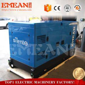 Le silence de type 20kw Fuelless générateur diesel Deutz pour la vente