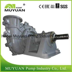 Prodotto chimico di lavaggio del carbone orizzontale che elabora la pompa centrifuga dei residui