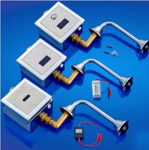 Verborgen automatische Toiletten-Fieberhitze installieren