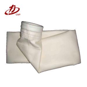 Sacchetto filtro industriale della polvere della vetroresina di Nomex P84 PTFE del poliestere