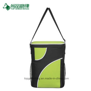 Personnaliser la poche avant durables sangle en haut du refroidisseur d'Pique-nique sac à fermeture éclair