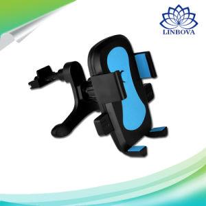 Smartphonesのためのユニバーサル容易な1つの接触車の台紙のホールダー