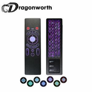 Backlit Farbe 7 des Fernsehapparat-Tastatur-Videospiel-T6 Berührungsfläche