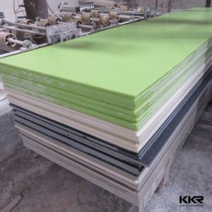 10mmの質パターン固体表面の平板のシャワーの壁パネル