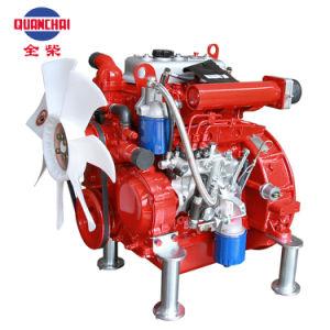 Motore diesel di QC380d per il generatore/pompa ad acqua/pompa antincendio, Ce