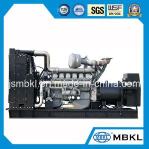 800KW/1000kVA Generadores Eléctricos Venta Directa de Fábrica de generadores eléctricos con motor Perkins de Reino Unido 4008tag2a