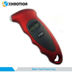 Pistolet à air testeur de pression des pneus pour voitures, l'outil de SUV, camions, motos et vélos