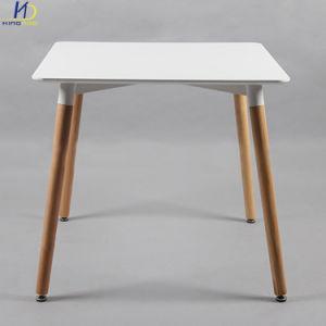 Dsw Emes mesa, juego de comedor de madera de haya