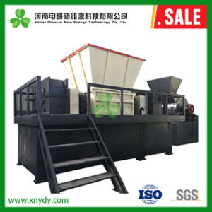 Equipamento de Reciclagem de Pneus de resíduos, Máquina de trituração dos pneus