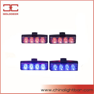 16W Car Dash Warning LED Grille Lights (SL614-4)