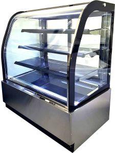 خداع حاكّة يبرّد مخبز [ديسبلي كس] لأنّ عمليّة بيع مخبز عرض برّاد مخبز حالة