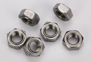DIN929 hexagonale en acier au carbone écrous à souder