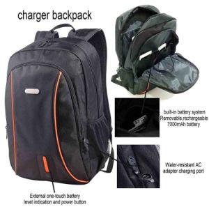 Smartbag personalizado: Cargador mochila con construido en 7000mAh