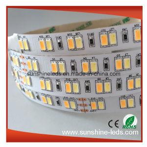 Il doppio colore flessibile, Samsung LED impermeabilizza una striscia dei 5630 LED