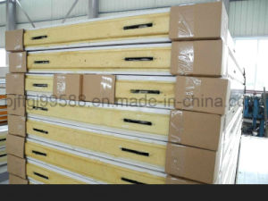 Chambre froide panneau/matériaux de la plaque de panneau sandwich polyuréthane