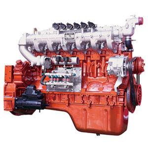 De Motor van het gas voor de Concrete Mixers van het Gebruik van de Vrachtwagen