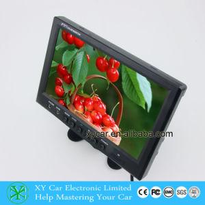9 인치 LCD 차 모니터 단 하나 스크린 화면 표시 모니터