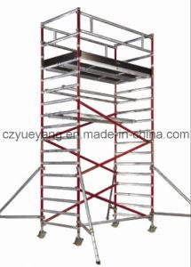Sistema de Torre de andaimes móveis de alumínio