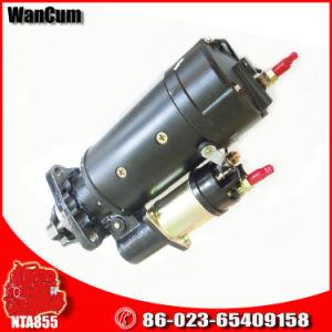 Piezas de motor diesel Cummins Nt855 Motor de arranque 3021036 Nuevo