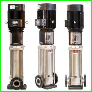 Pompe de liquide de chimiques Multi-Stage vertical en acier inoxydable pompe centrifuge