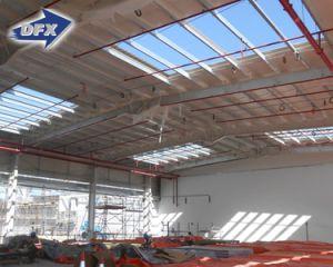 Китай Сборные стальные конструкции строительство склада