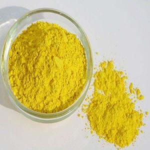 Het lage Oxyde van het Ijzer van het Poeder van het Zware Metaal Fe2o3 Gele Y407 voor Schoonheidsmiddel