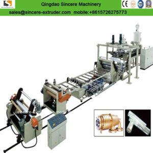 ABS PMMA HIPS Réfrigérateur gamme de machines d'extrusion de la plaque de décisions