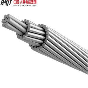 Алюминиевый проводник стальные усиленные оголенные провода ACSR алюминиевого кабеля