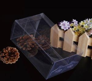 安の工場価格のゆとりの透過プラスチックの箱(PVCボックス)