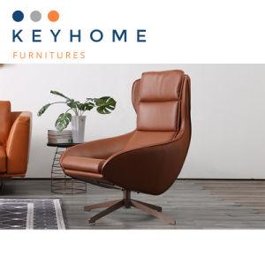居間及びオフィスのための高い背部回転イスの余暇の椅子