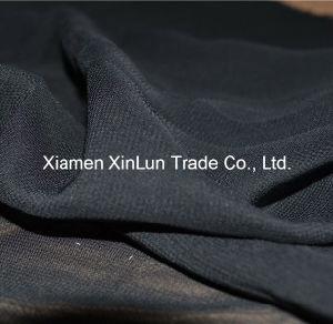 衣服のための製造業者の卸し売り黒く軽くて柔らかいファブリック