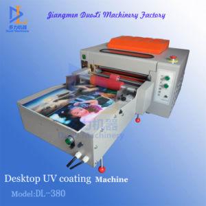 Macchina di rivestimento UV della carta automatica dell'alimentatore da 14 pollici