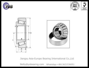 32210 J2/Q Taper Roller Bearing Apply zu Digital Controlled Drill