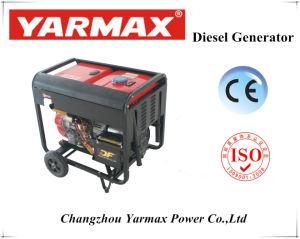Type ouvert prix favorable de pétrole inférieur de générateur diesel refroidi à l'air