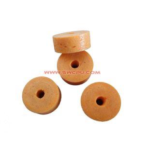 Giunto circolare arancione della gomma di gomma piuma di colore di rendimento elevato di densità bassa