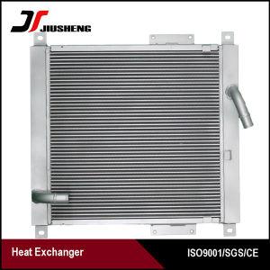 La plaque et le type de barre du refroidisseur d'huile de transmission pour Cat 320b