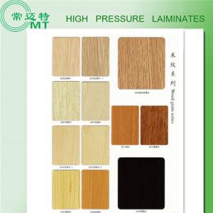 Woodgrain меламина /ламината высокого давления HPL