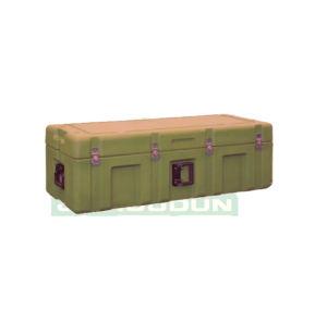 防水プラスチックRotomoldingの険しいライフルの箱銃箱Rpc130.50.45