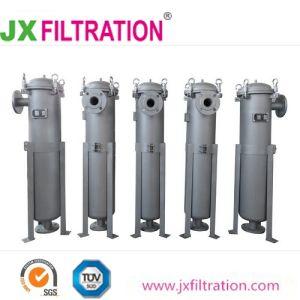 Singolo alloggiamento del filtro a sacco dell'acciaio inossidabile 304