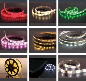 A luz de LED