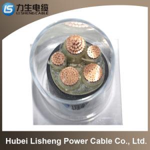 0.6/1kv 알루미늄 코어 PVC에 의하여 격리되는 PVC에 의하여 넣어지는 고압선