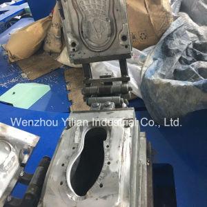 2 цветных роторного типа Full-Auto Тип Water-Cooling TPR/PVC единственной машины литьевого формования