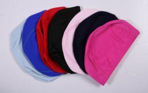 Piscina de lycra de alta qualidade Hat com impressão personalizada