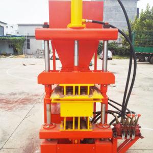 Macchina per fabbricare i mattoni di collegamento dell'argilla della terra Ly2-10